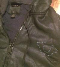 tru religion jacket hoodie M School Supr Watch Fashion Designer Religious Sports