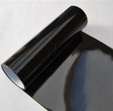 30cm x 100cm DARK Smoke Black Tint Film Headlights,Tail lights Car Vinyl Wrap KI