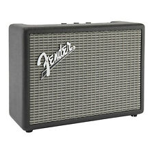 Fender Monterey Bluetooth Speaker Black NEW IN BOX UNUSED