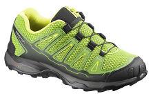 Laufschuh Kinderschuh Sportschuh Salomon X-Ultra K, gelb/grün, EAN 0887850498252