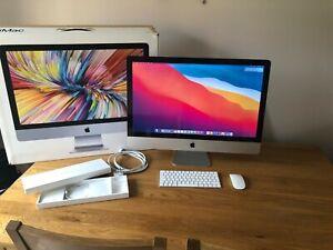 """🍏Apple iMac 27"""" Retina 5K Core i5 3.4GHz 8GB RAM AMD Radeon Pro 570 GPU 1TB SSD"""