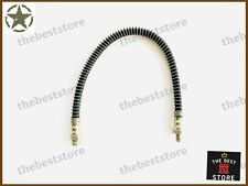 """WILLYS JEEP FRONT/REAR BRAKE HOSE 16""""FITS 46-64 TRUCK, STATION WAGON, JEEPSTER"""