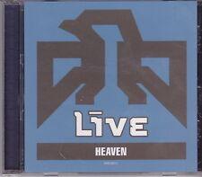 Live-Heaven Promo cd maxi single 5 tracks