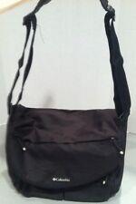 Columbia Black Diaper bag Black