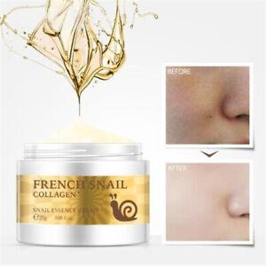 Snail Face Cream Hyaluronic Acid Anti Collagen Original UK U7Z5 Hot