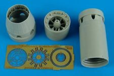 AIRES 4556, Mirage 2000C/B/D/N exhaust nozzle - closed , Scale 1/48