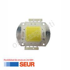 Lampara Led Chip de Alta Potencia 50w Luz Blanca Calida. High Power