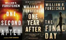William Forstchen's JOHN MATHERSON Thriller Series PAPERBACK Collection Set 1-3