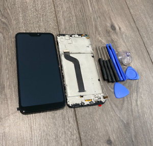 For Xiaomi Mi A2 Lite / Redmi 6 Pro Replacement Screen LCD Touch Digitizer Frame