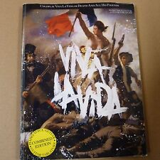songbook COLDPLAY viva la vida or death and all his friends , 2008