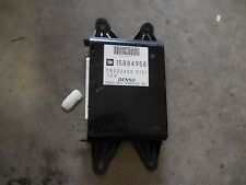 CADILLAC STS 2004-2009 USED OEM CONTROL MODULE BCM COMPUTER 15884958