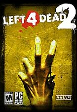Left 4 Dead 2 (PC, 2009) never played mint cond. w/reference card.