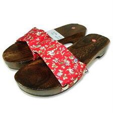Japanese Women Geta Kimono Sandal US 5.5 Euro 37 #209R