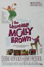 The unsinkable Molly Brown Debbie Reynolds poster print