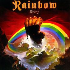 Rainbow - Rising DIO Deep Purple Vinyl LP Sticker or Magnet