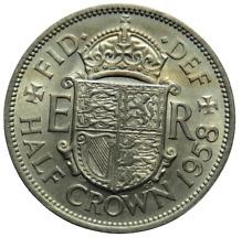 More details for 1958 queen elizabeth ii halfcrown coin aunc