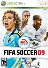 Fifa Soccer 09 Xbox 360 Game