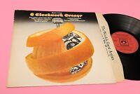 ARANCIA MECCANICA ODISSEA NELLO SPAZIO LP ORIG UK '70 NM TOP AUDIOFILI DIFF COVE