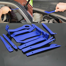 11PCS Tool Car Door Interior Trim Panel Clip Audio Stereo GPS Instal Removal Pry