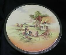 Vintage Royal Doulton Plate English Country Scene