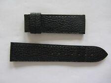 BLACK ORIGINALE PER Tissot Cinturino in pelle donna 20 mm Montaggio Nuovo