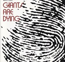 Giants Are Dying OOP JAP CD Little creatures '93 Mid Inc. MDCL-1262