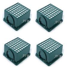 4 Stk Mikrofilter Hepa H12 geeignet für Vorwerk Kobold 130 + 131