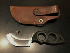 """VINTAGE 1990s UNITED CUTLERY """"THE SPORTSMAN'S GUIDE"""" FIXED-BLADE SKINNER KNIFE!!"""