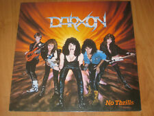Darxon - No thrills LP 1987 / Metal