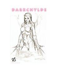 DARKCHYLDE REDEMPTION 1/2 (deutsch) Sketch-Variant C  ARTIST PROOF lim.30 Ex. AP