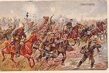 27761 AK Schlacht von Tannenberg 29.8.1914 Soldaten Ulanen Ostpreußen