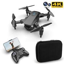 Mini Foldable WiFi 4K 1080p HD VR RC Professional Camera Drone Quadcopter FPV
