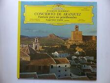 RODRIGO Concierto de Aranjuez YEPES dir ALONSO 139440
