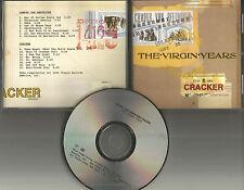 CRACKER & CAMPER VAN BEETHOVEN 16TRX Limited 1994 CAREER SAMPLER PROMO DJ CD