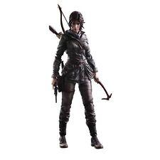 SQUARE ENIX Play Arts Kai Rise of the Tomb Raider Lara Croft Action Figure F/S
