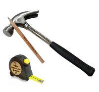 3PCS Christmas Personalised Tools Hammer Birthday Fathers Grandad Christmas gift