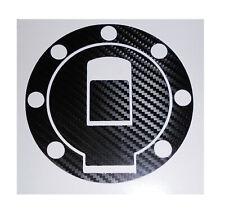 YAMAHA YZF600R THUNDERCAT Carbon Fibre Look Fuel Cap Protector Cover Decal