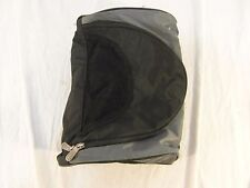 Nike Gold Black Gray Golf Ball, Tee, Glove Accessories Bag Carry Handles 32863