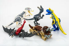 JURASSIC WORLD DINOSAURS Figure Blocks Full Size Compatible with LEGO Toys Set