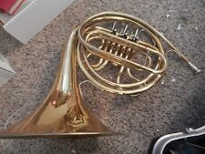 Vintage King 618 French Horn with Case