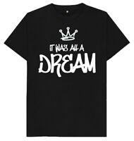 Notorious BIG - It Was All A Dream / Biggie Smalls / Rap 2 Pac - T-Shirt (S-2XL)