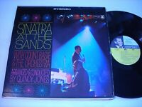 Sinatra at the Sands with Count Basie 1966 Double Stereo LP