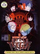 World Trigger (Season 3) DVD (Vol. 1 - 13 End) English Subtitle