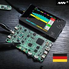 Mini Ds212 2-channel digital Oszilloskop 1mhz Bandwidth 10msa/s With Battery