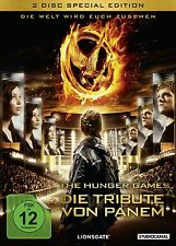 Die Tribute von Panem - The Hunger Games - Special Edition (2 DVDs)