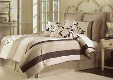 NEW Croscill Penelope Comforter Shams Bed Skirt 4 Piece Set Queen