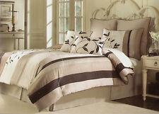 NEW Croscill Penelope Comforter Shams Bed Skirt 4 Piece Set Queen