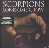 SCORPIONS (GERMANY) - LONESOME CROW NEW CD