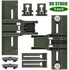 W10350376 Dishwasher Upper Rack Adjuster for Kenmore Whirlpool Kitchen Aid 8 PCS photo