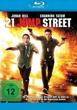 21 Jump Street - Channing Tatum, Jonah Hill, Brie Larson, Ice Cube - Blu Ray Neu